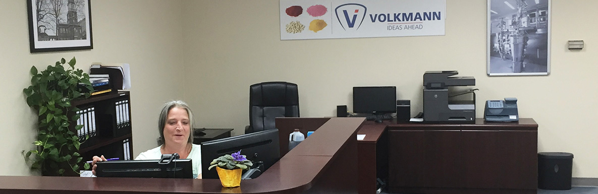 Volkmann Reception Desk