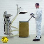 Volkmann Dust Collection for Explsion Protection