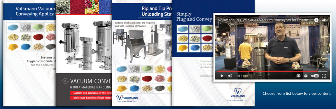 Volkmann Brochures and Videos