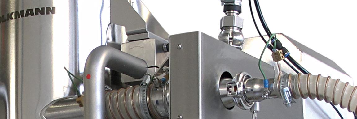 Volkmann Weighing Dosing System