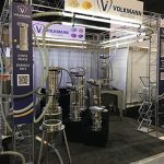 Volkmann booth at Pack Expo East