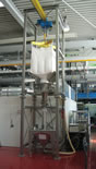 Volkmann Bulk Bag Unloader With Hoists