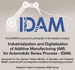 IDAM banner