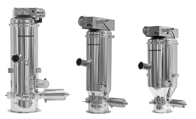 Volkmannn PPC Series Vacuum Conveyors