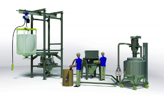 Volkmann Vacuum Process