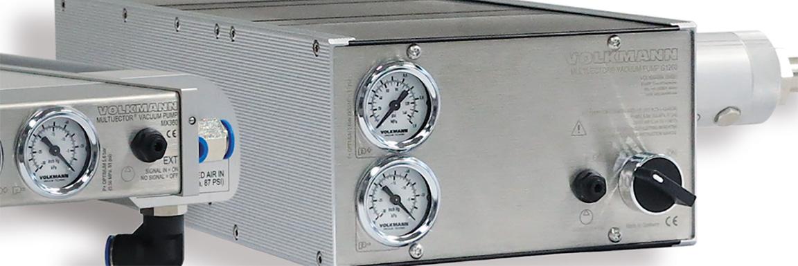 Volkmann Multijector Pump