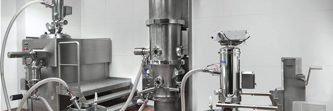 Vacuum Conveyors for the Pharmaceutical Industry