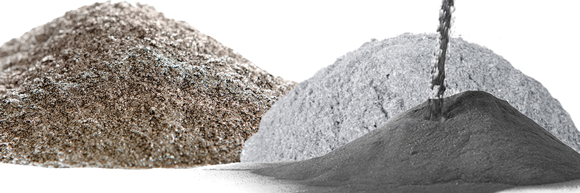 Photo of Metal Powders Used in Additive Manufacture
