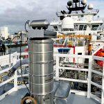 Volkmann Vacuum Conveyor Used to Generate Energy on a Ship