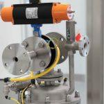 Photo of special Multijector Pump with INEX conveyor